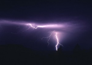 Lightning (DI00326), Photo by Carlye Calvin